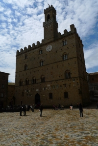 Volterra's Town Hall